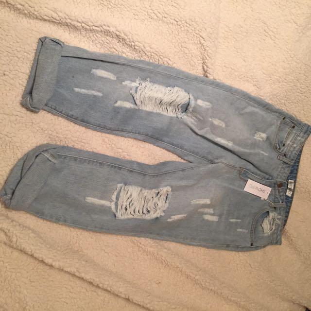 Showpo Boyfriend Jeans