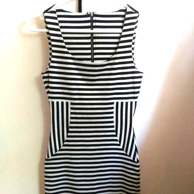 Sttiped Dress