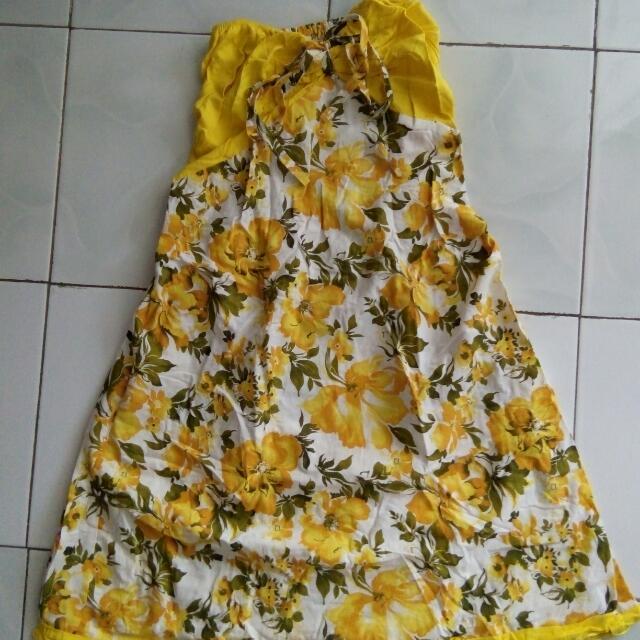NEW Summer Dress / Dress Pantai Flower