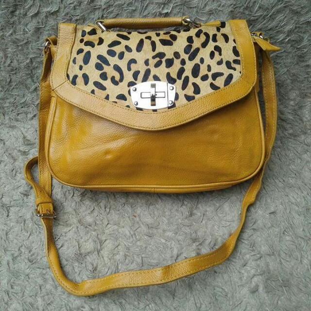 ##turunharga#Tas Nucell Ori Full Leather