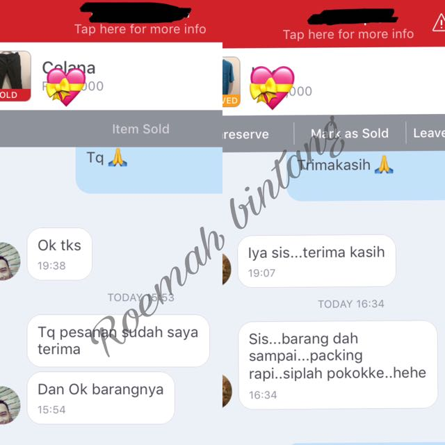 Thank You My Lovely Costumer