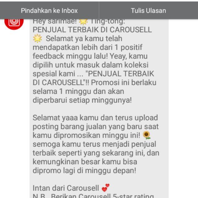 ThankU Carousell