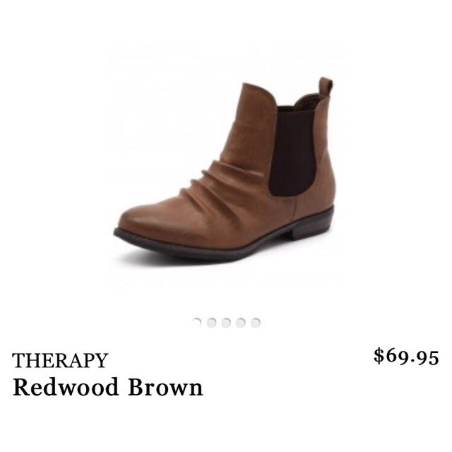 Therapy Boots