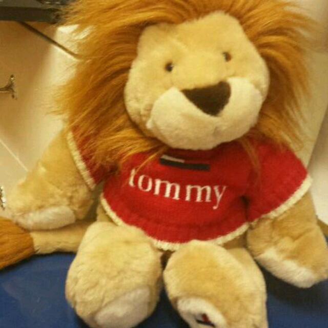 Tommy Hilfiger Stuffed Animal