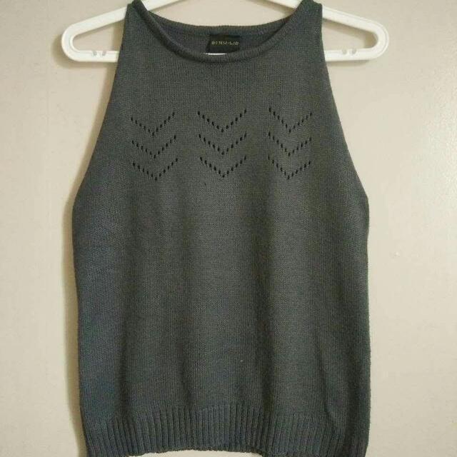 Trendy Knitted Sleeveless 💕