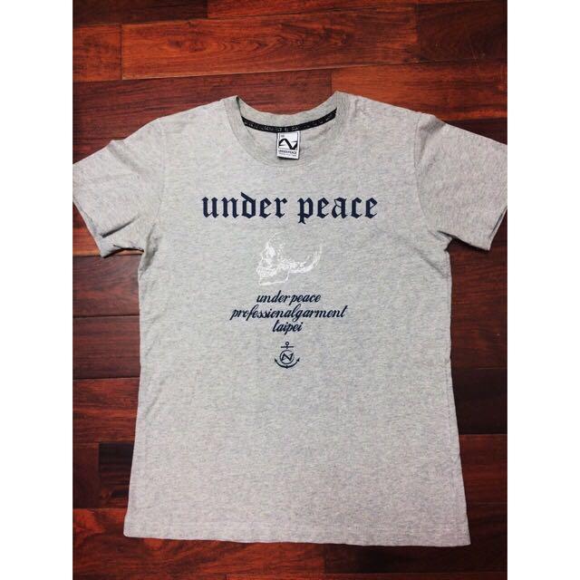 Underpeace 萬聖節限定版 短t