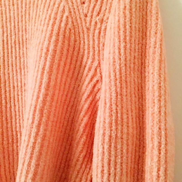 Velvety SUPER COMFY crop Sweater
