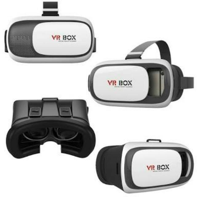 Virtual Reality Box (VR Box)