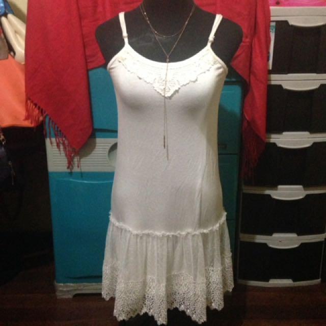 White Dress Summerdress