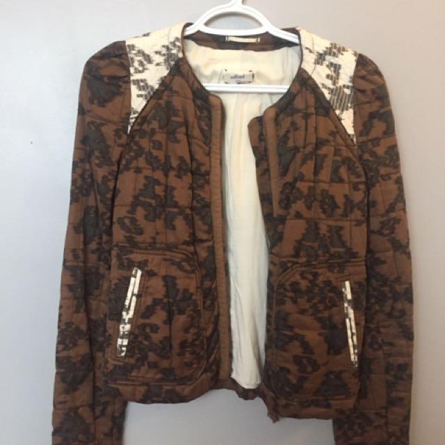Wilfred Jacket Sz 0