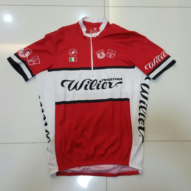 b8f643cd2 Wilier Triestina Cycling Jersey (Original)