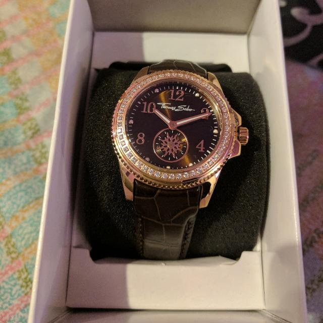 Women's Watch - Brown