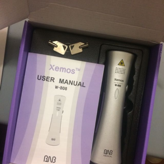 [NEW] Xemos W-808 Laser Hair Removal