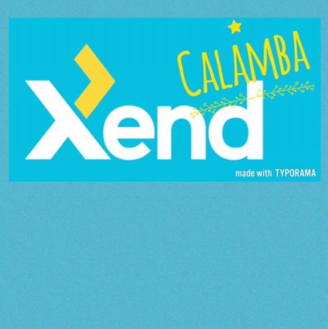 Xend Express At Calamba Area
