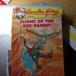 Geronimo Stilton:Flight Of The Red Bandit