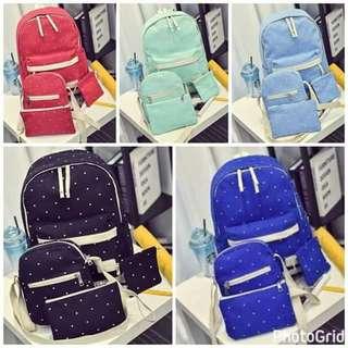 4in1 Bag set