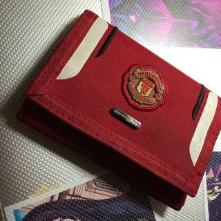 Manchester United Wallet 曼聯銀包