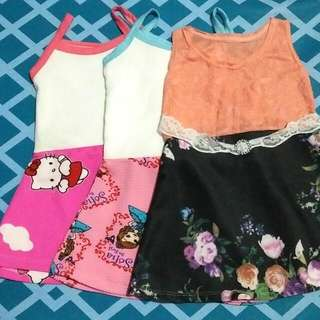 Repriced! Baby Dresses (Take All)