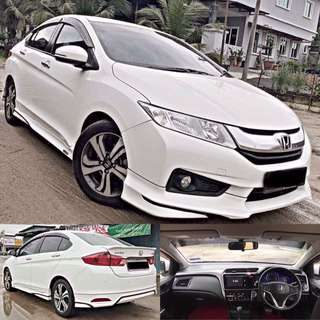 SAMBUNG BAYAR / CONTINUE LOAN   HONDA CITY V SPEC