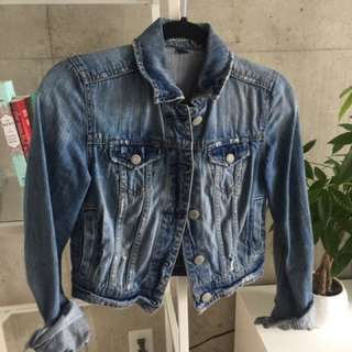 Denim Jacket - XS