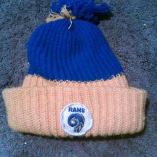 80's LA Rams Beanie