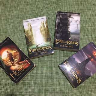 The Hobbit & The Lord Of The Rings Collection