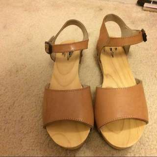 Free People Sandals - Size 6