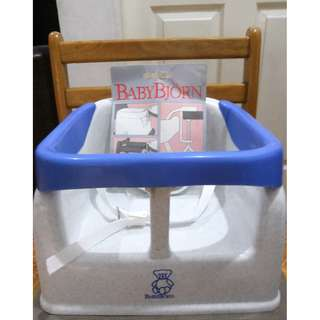 Baby Bjorn Safety chair and Booster Seat