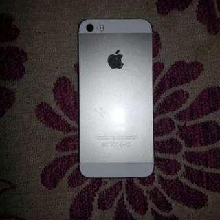 iPhone 5s Sliver