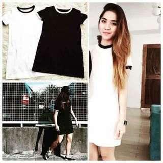 Dress blacknwhite