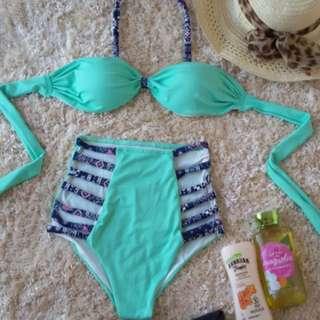 Highwaist swimsuit