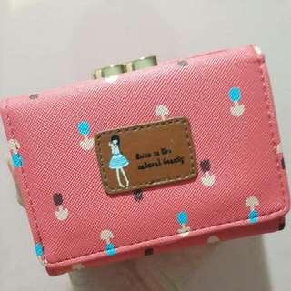 Pink Wallet Jimshoney