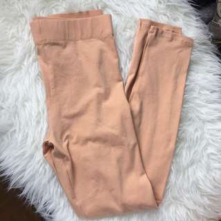 Forever 21 Peach Leggings