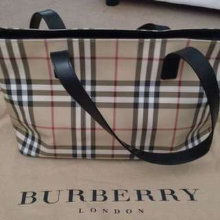 Burberry Super Nova Tote Bag