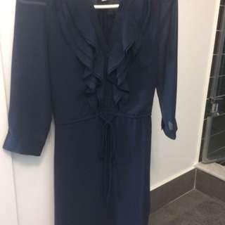 H&M Ruffle Dress