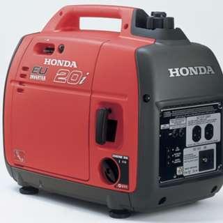 Honda EU20i Portable Inverter Generator