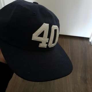 '40' Cap