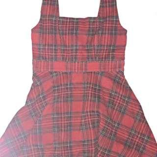 Minkpink Tartan Dress