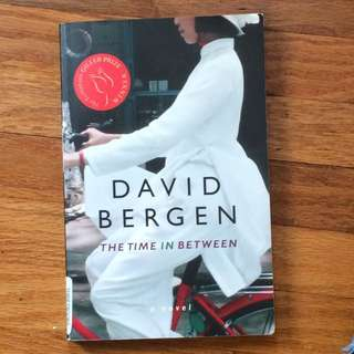 The Time In Between By David Bergen