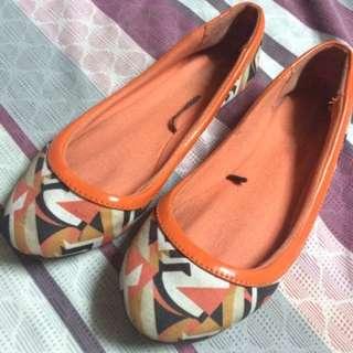 Sale! Orange Flats 🍊