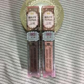 日本sweet sweet眼蜜#粉紅色 #紫色