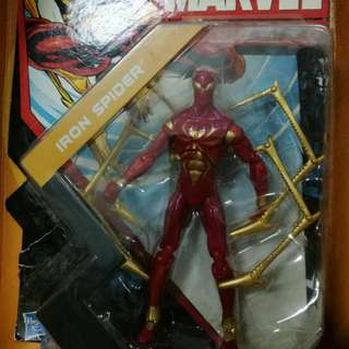 Marvel Universe Iron Spiderman