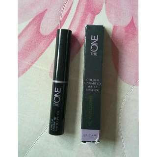 REPRICE NEW The One colour Unlimited Matte Lipstick