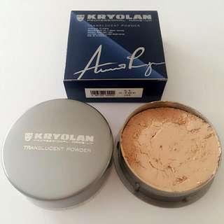 Kryolan Translucent Powder