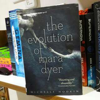 The Evolution of Mara Dyer (Mara Dyer Trilogy #2) by. Michelle Hodkin