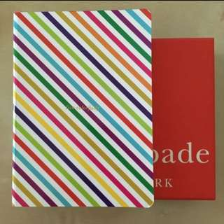 Kate Spade Live Colorfully Notebook