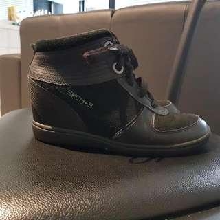 Sketchers Wedge Boots