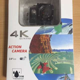 4K UltraHD Action Camera