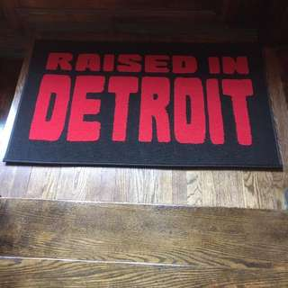 Raised In Detroit Handmade Rugs