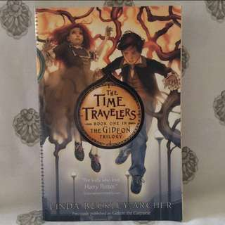 The Time Travelers (Book 1 In The Gideon Trilogy)